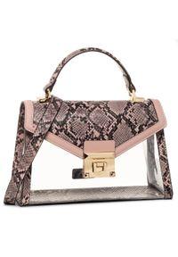 Różowa torebka klasyczna Aldo klasyczna