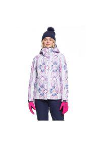 Kurtka damska snowboardowa Roxy Jetty ERJTJ03207. Materiał: poliester, materiał, syntetyk. Sezon: zima. Sport: snowboard