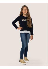 Niebieska bluzka Liu Jo Kids