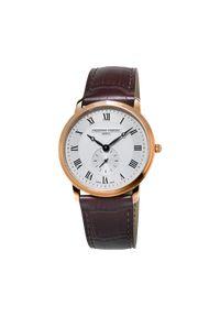 FREDERIQUE CONSTANT RABAT ZEGAREK SLIMLINE FC-235M4S4. Rodzaj zegarka: smartwatch. Styl: klasyczny, elegancki