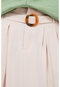 Różowa spódnica MOODO
