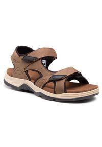 Hi-tec - Hi-Tec Sandały Lucibel AVS-SS20-HT-01-Q2 Brązowy. Kolor: brązowy