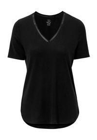 Czarna piżama Triumph krótka