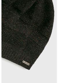 Brązowa czapka Viking melanż