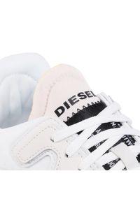 Białe półbuty Diesel