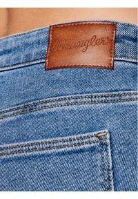Wrangler Jeansy Body Bespoke W28LTX30P Niebieski Slim Fit. Kolor: niebieski