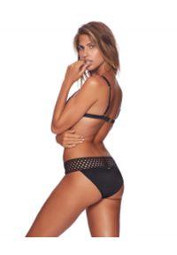 BEACH BUNNY - Top od bikini Hayden. Kolor: czarny