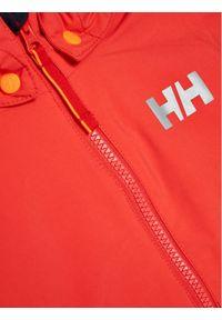 Helly Hansen Kurtka przeciwdeszczowa Sogn 40440 Czerwony Regular Fit. Kolor: czerwony