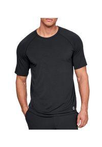 Koszulka męska Under Armour Recovery 1329520. Materiał: materiał, elastan, tkanina, jedwab, poliester. Długość rękawa: krótki rękaw. Długość: krótkie