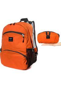 Pomarańczowy plecak WinMax