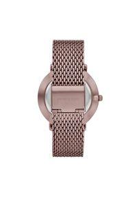 Brązowy zegarek Michael Kors
