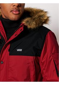 Vans Kurtka zimowa Sholes Mte VN0A457T Czerwony Regular Fit. Kolor: czerwony. Sezon: zima