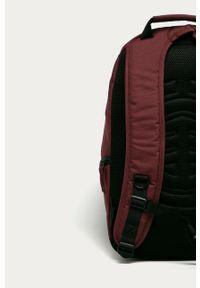 Brązowy plecak Element z aplikacjami