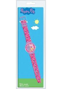 Pulio Zegarek analogowy w blistrze Peppa Diakakis. Rodzaj zegarka: analogowe