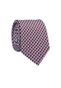 Krawat Giacomo Conti w geometryczne wzory