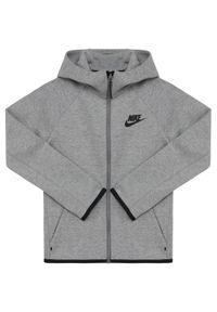 Szara bluza sportowa Nike