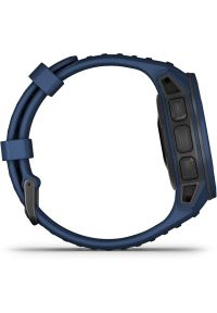 Niebieski zegarek GARMIN sportowy
