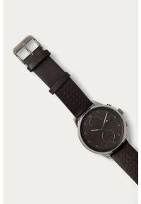 Brązowy zegarek TOMMY HILFIGER