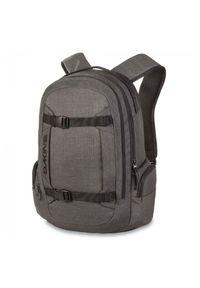 Plecak Dakine Mission 25 L Carbon. Kolor: czarny. Materiał: tkanina, materiał. Styl: sportowy