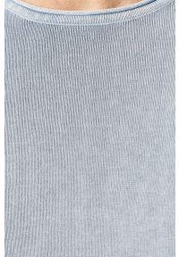 Jack & Jones - Sweter. Okazja: na co dzień. Materiał: dzianina, bawełna. Wzór: gładki. Styl: casual #5