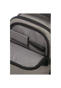 Szary plecak na laptopa Samsonite biznesowy #8