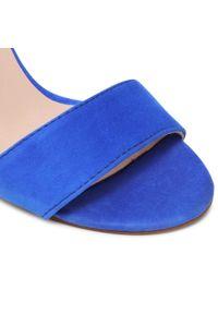 Niebieskie sandały Oleksy