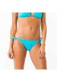 OLAIAN - Dół kostiumu kąpielowego SOFY damski. Kolor: turkusowy, niebieski, wielokolorowy. Materiał: elastan, poliester, materiał, poliamid