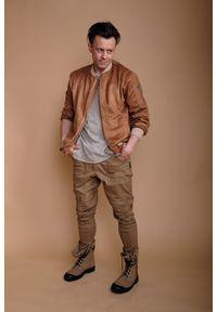 Spodnie Hultaj Polski w kolorowe wzory