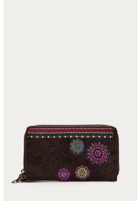 Brązowy portfel Desigual