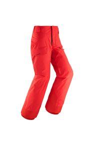 WEDZE - Spodnie narciarskie dla dzieci Wedze Freeski 500. Materiał: skóra, materiał. Sport: narciarstwo