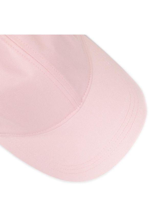 Różowa czapka z daszkiem Calvin Klein Jeans street