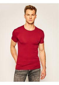 Podkoszulek Emporio Armani Underwear w kolorowe wzory