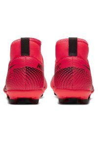 Buty piłkarskie dla dzieci Nike Mercurial Superfly 7 Club MG AT8150. Materiał: skóra, syntetyk. Szerokość cholewki: normalna. Sport: piłka nożna