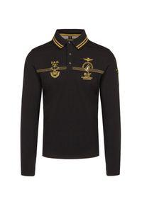 Koszulka polo Aeronautica Militare polo, na urodziny, z aplikacjami
