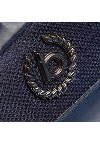 Niebieskie półbuty Bugatti z cholewką, na co dzień