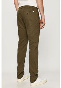Zielone spodnie Tom Tailor Denim