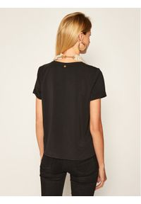 Czarny t-shirt Liu Jo