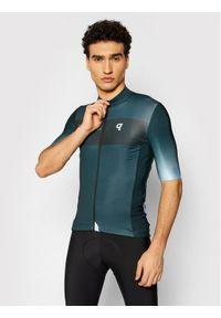 Quest Koszulka rowerowa Essential Zielony Comfort Fit. Kolor: zielony
