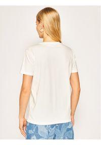 Biały t-shirt Desigual