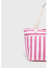 Protest - Torebka. Kolor: różowy. Rodzaj torebki: na ramię #4