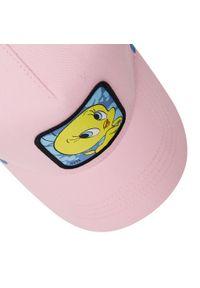 Różowa czapka z daszkiem CapsLab