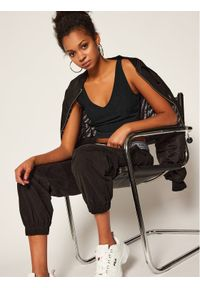 Czarny top Calvin Klein Jeans
