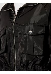 Guess Kurtka bomber W1RL84 WDOG2 Czarny Regular Fit. Kolor: czarny #4