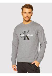 Calvin Klein Jeans Bluza J30J314313 Szary Regular Fit. Kolor: szary