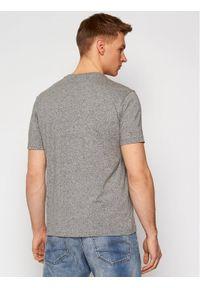 Champion T-Shirt Crewneck 214405 Szary Comfort Fit. Kolor: szary
