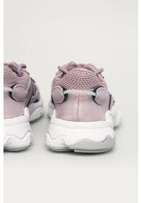 Buty sportowe adidas Originals na sznurówki, na obcasie, z okrągłym noskiem, na średnim obcasie