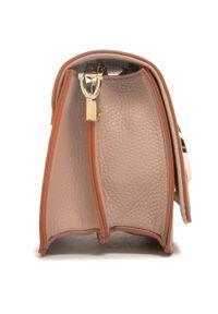 U.S. Polo Assn - Torebka U.S. POLO ASSN. - Brookshire Flap Crossbody BEUBS5068WVP547 Light Taupe. Kolor: brązowy. Materiał: skórzane #5