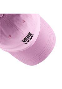 Vans - Czapka z daszkiem VANS - Court Side Hat VN0A31T60FS1 Orchid. Kolor: różowy. Materiał: materiał, bawełna