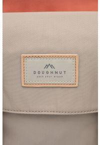 Doughnut - Plecak Macaroon Peach x Ivory. Kolor: różowy