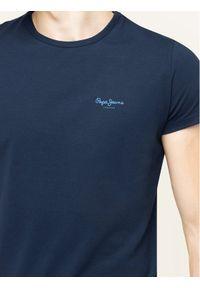 Niebieski t-shirt Pepe Jeans
